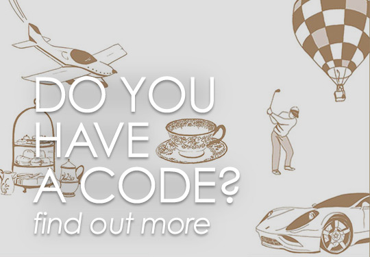 Do You Have A Code?