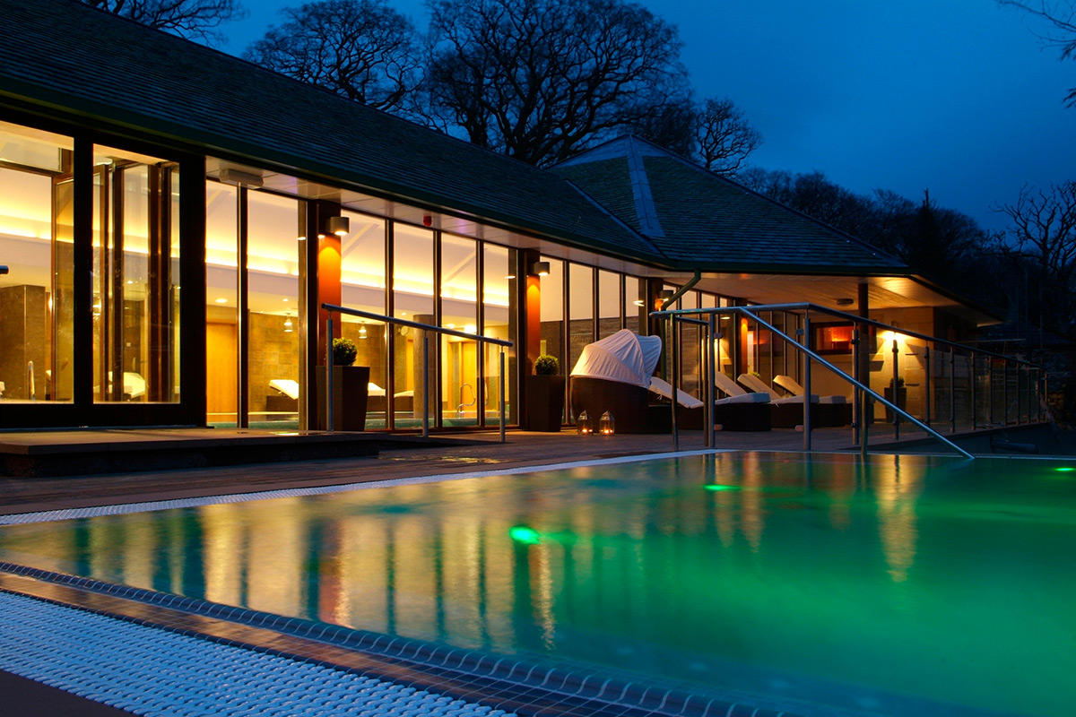 Serenity Spa Day with The Spa at Armathwaite Hall Hotel