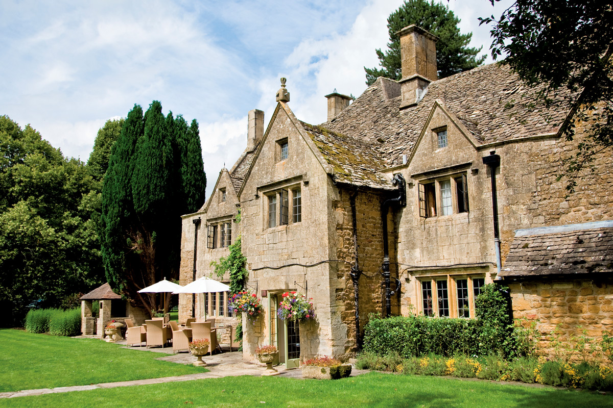 Deluxe Afternoon Tea for Two at Charingworth Manor Hotel