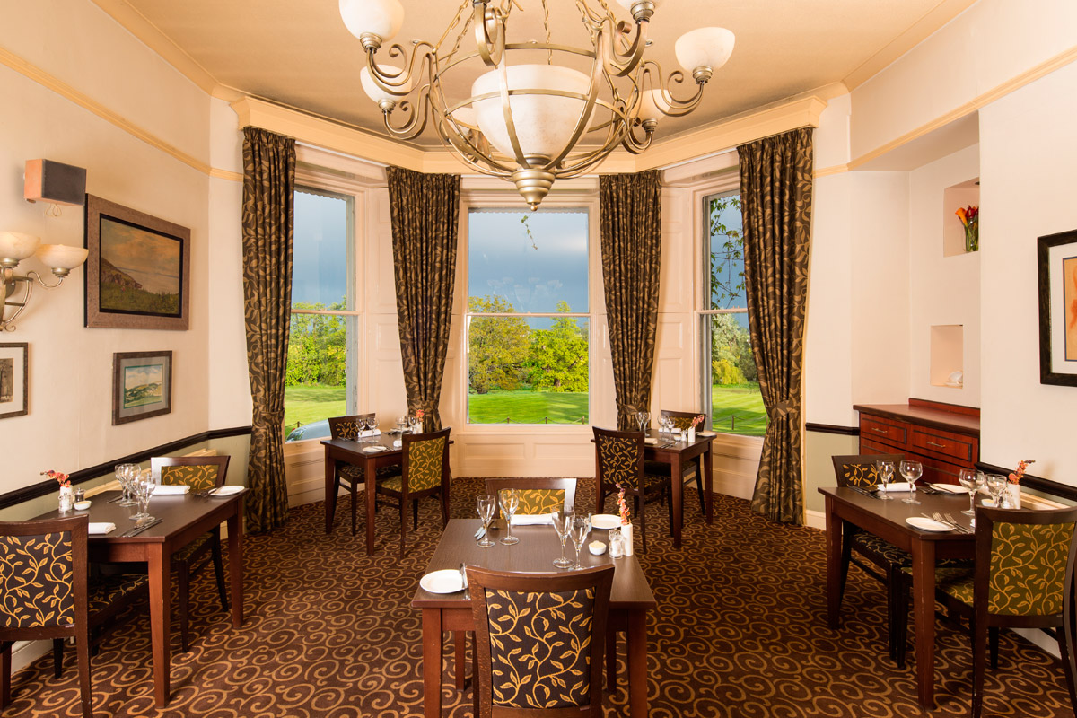 One Night Break with Dinner for Two at The Grange Hotel, Bristol North