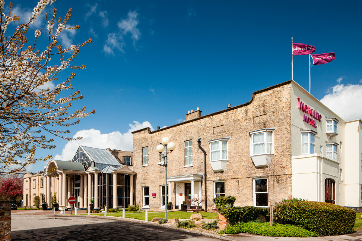 Two Night Break for Two at the  Mercure York Fairfield Manor Hotel