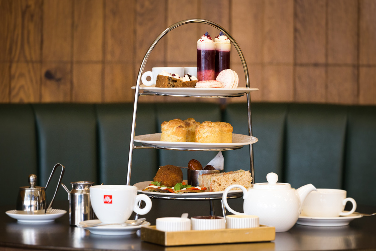 Afternoon Tea for Two at aBode Glasgow
