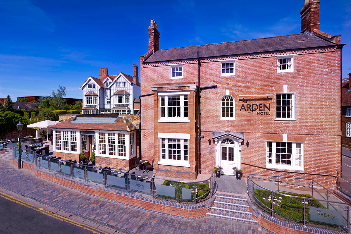 One Night  Stratford-upon-Avon Boutique Escape at The Arden Hotel