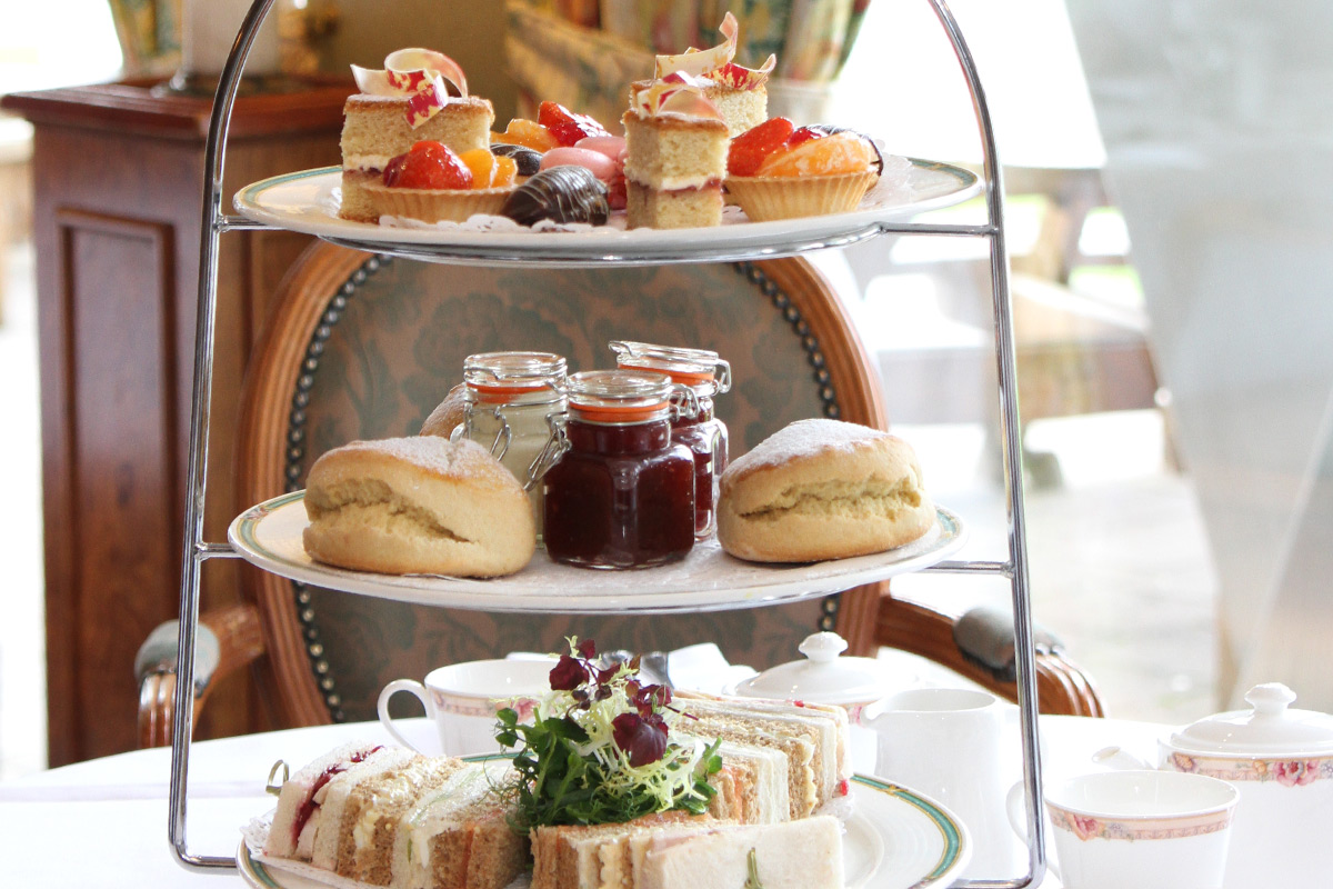 Afternoon Tea for two at The Coppid Beech