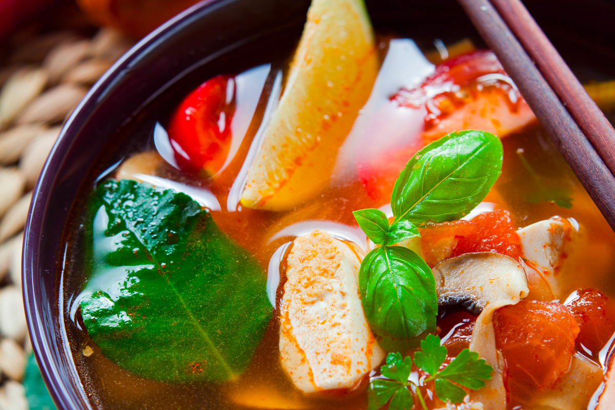 Asian Masterclass at the Smart School of Cookery for Two