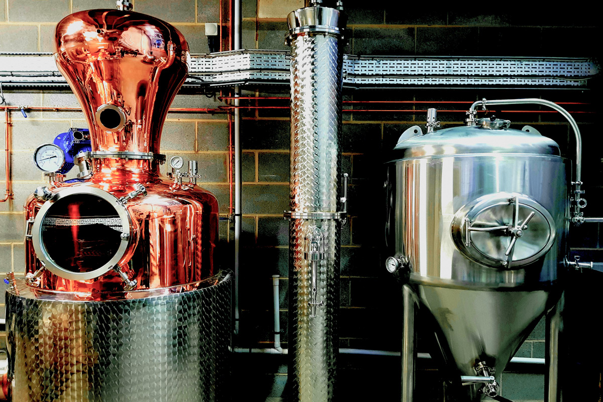 Bottomley Gin Distillers Tour and Tasting for Two