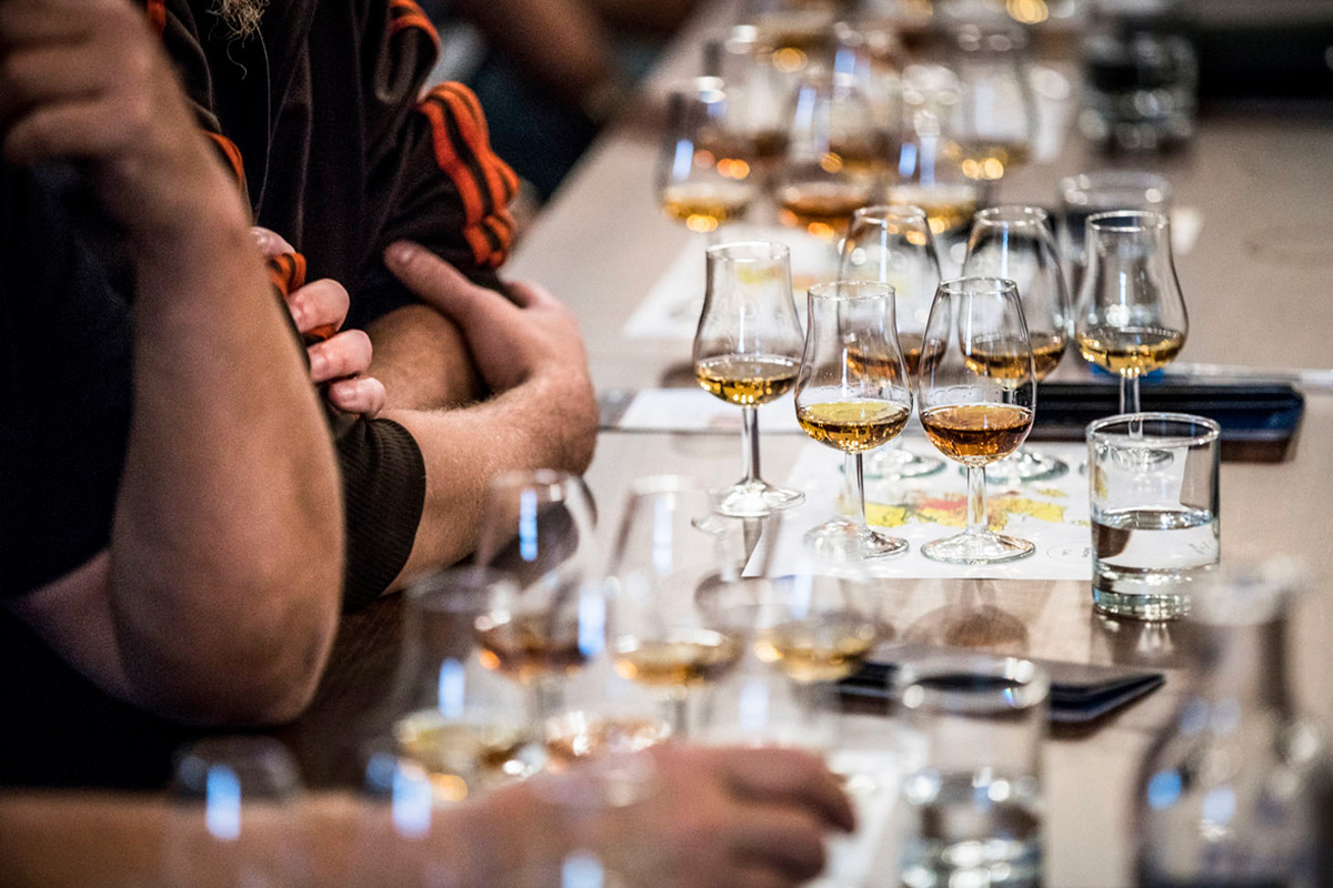 Deluxe Tour and Tutored Whisky Tasting for Two at the Blair Athol Distillery