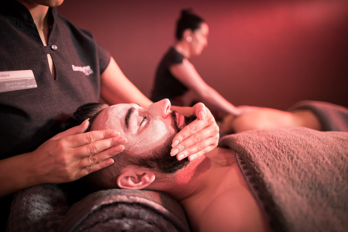 Double Up Pamper Day with Two Treatments and Light Lunch for Two at Bannatyne Health Clubs