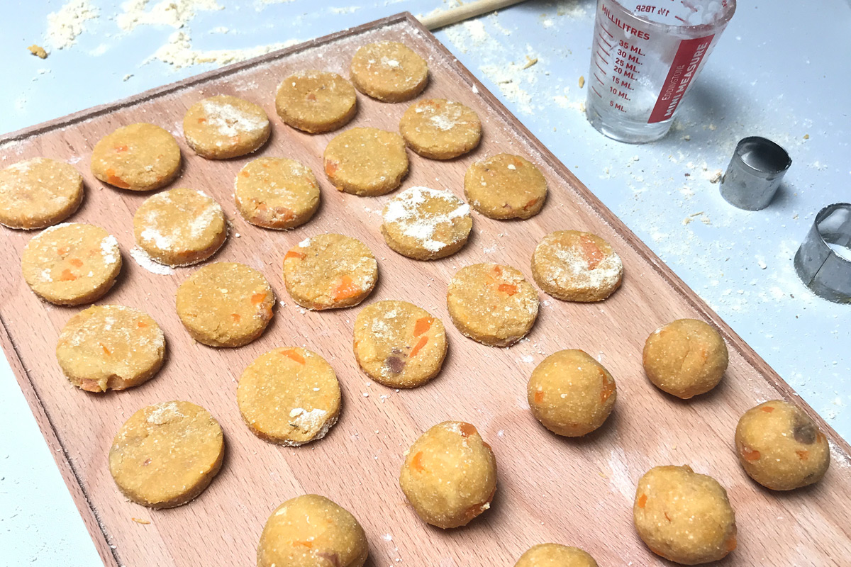 Healthy Dog Treat Making Workshop for Two with YOKO