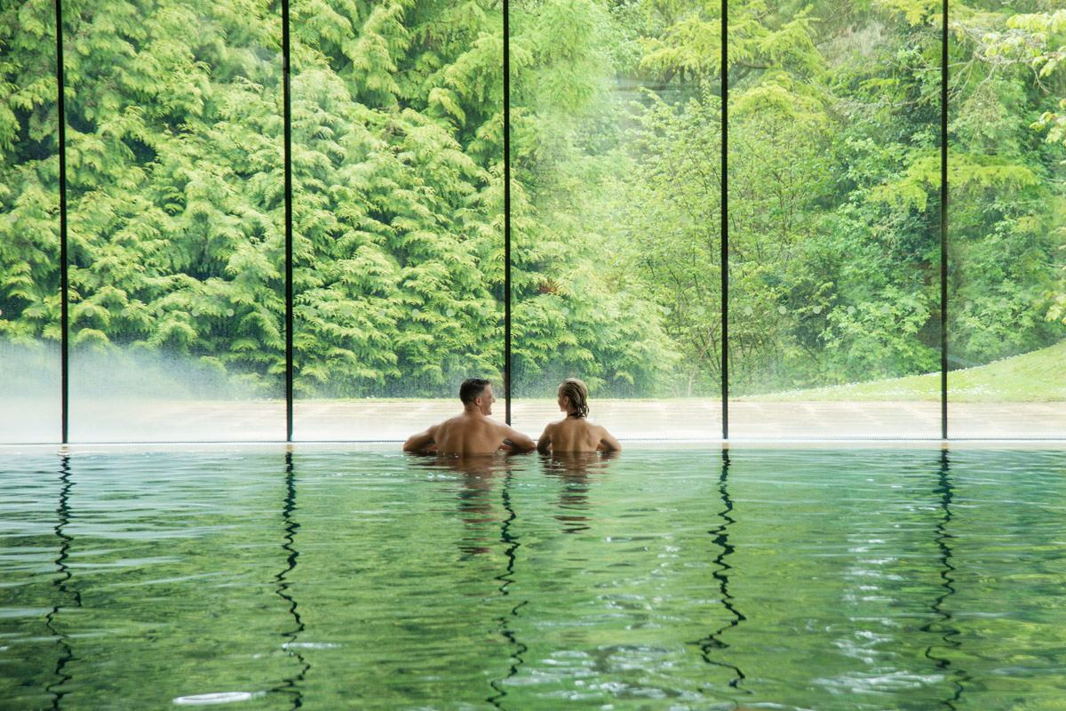 Indulgent Spa Afternoon with Treatment and Tea for Two at the Luxury C-Side Spa at Cowley Manor