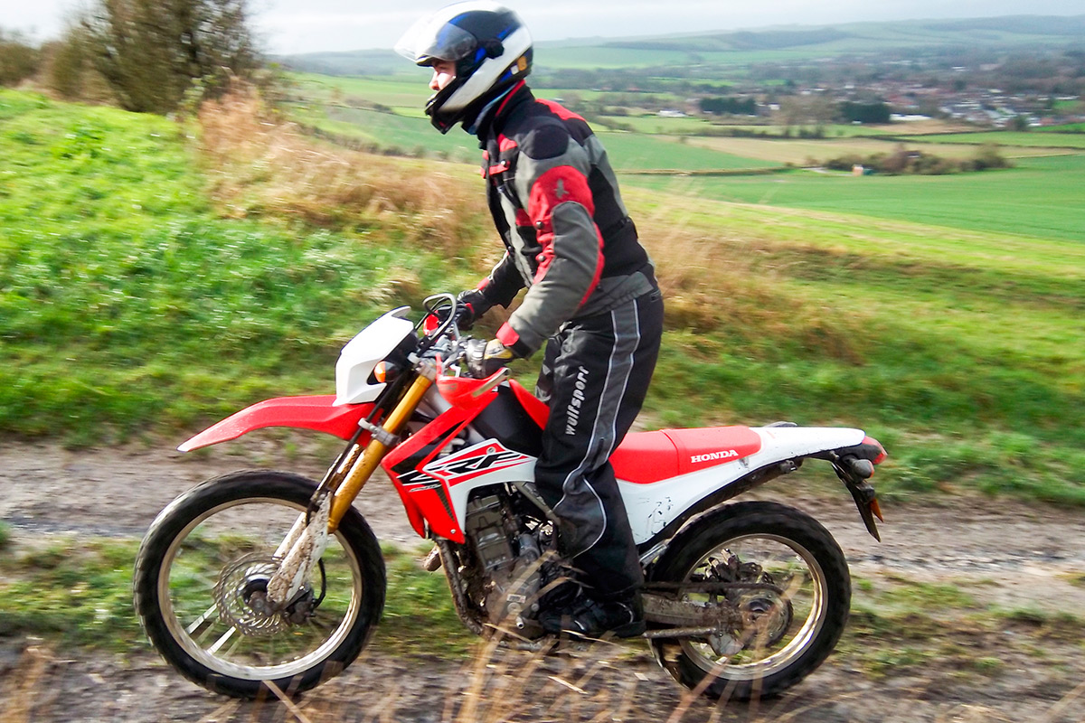 Introductory Off Road Motorcycle Riding