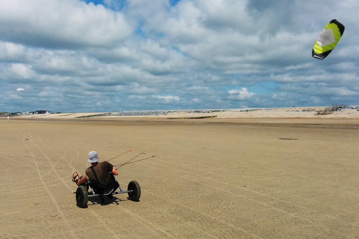 Kite Buggy Experience
