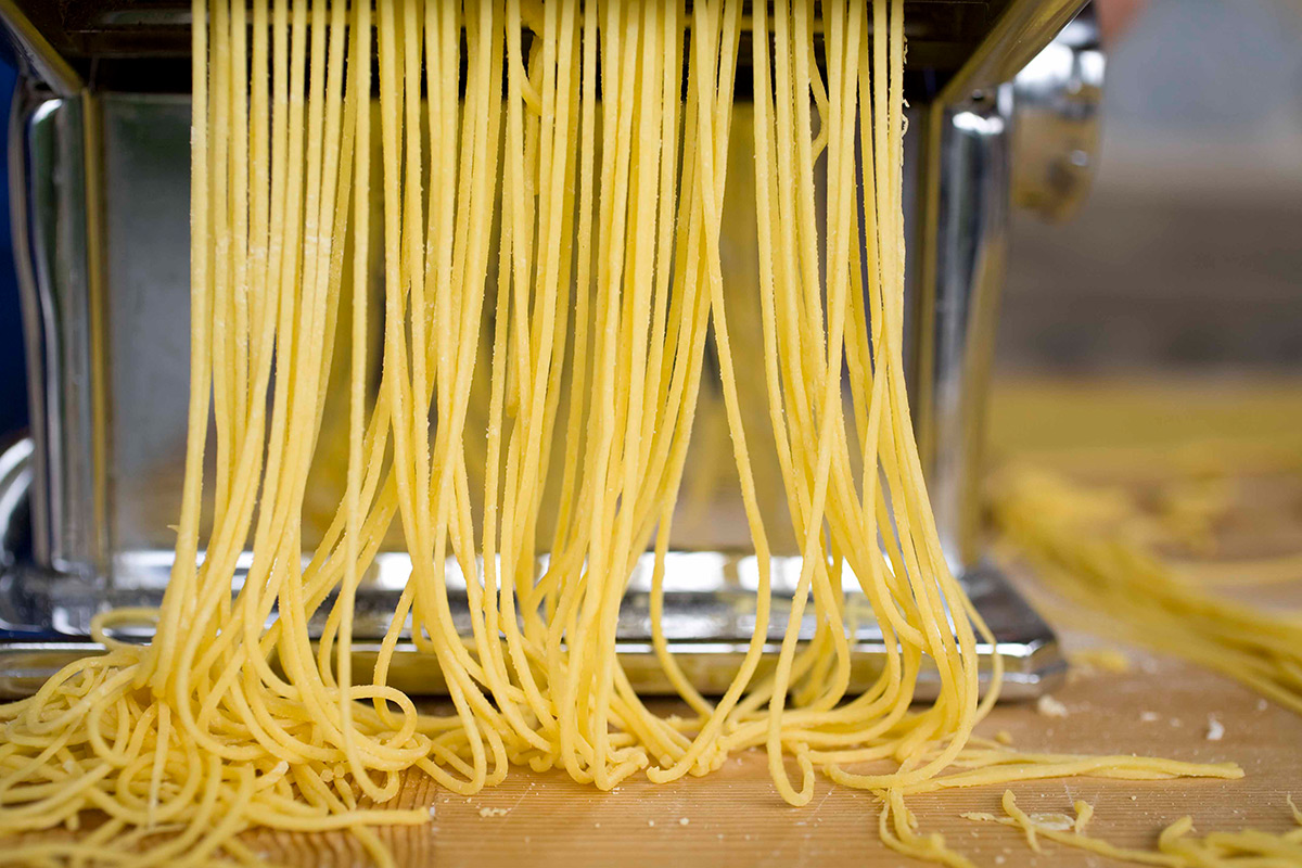 One Day Pasta Making Workshop with Lunch at La Cucina Caldesi