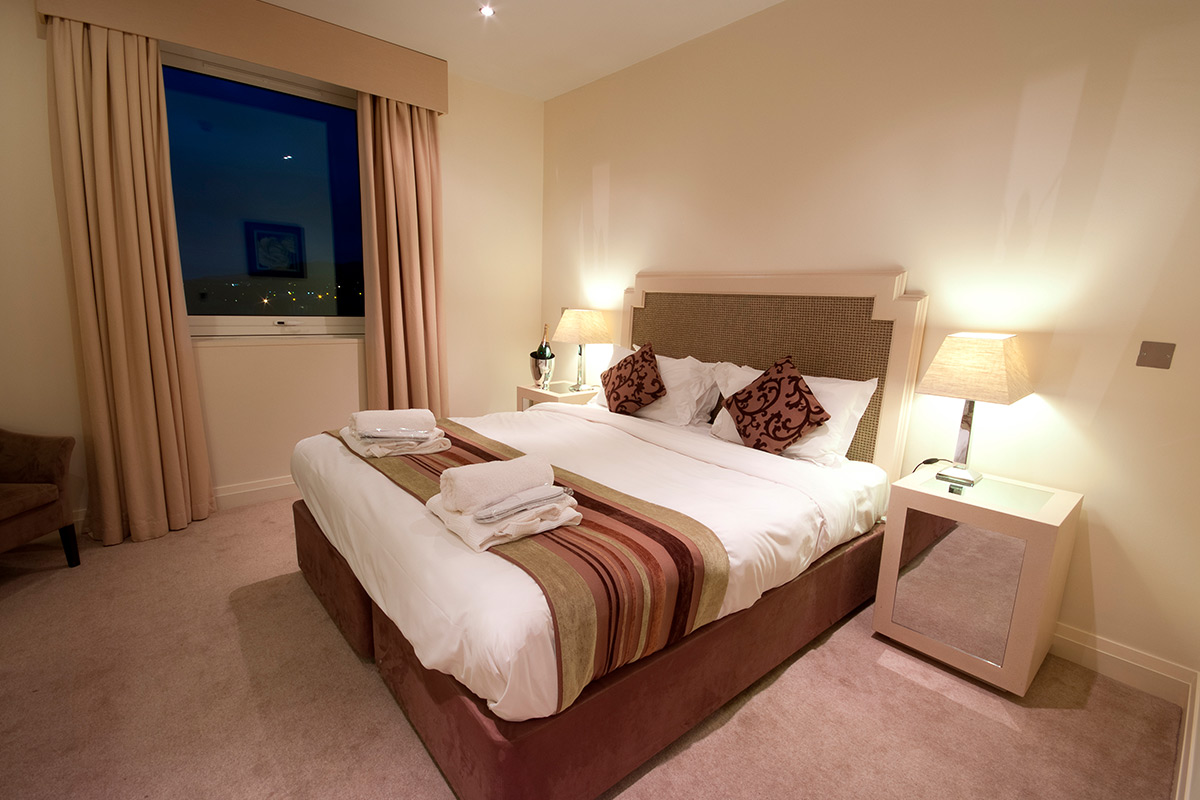 One night break for two at the luxury spa hotel the malvern for Luxury hotel breaks