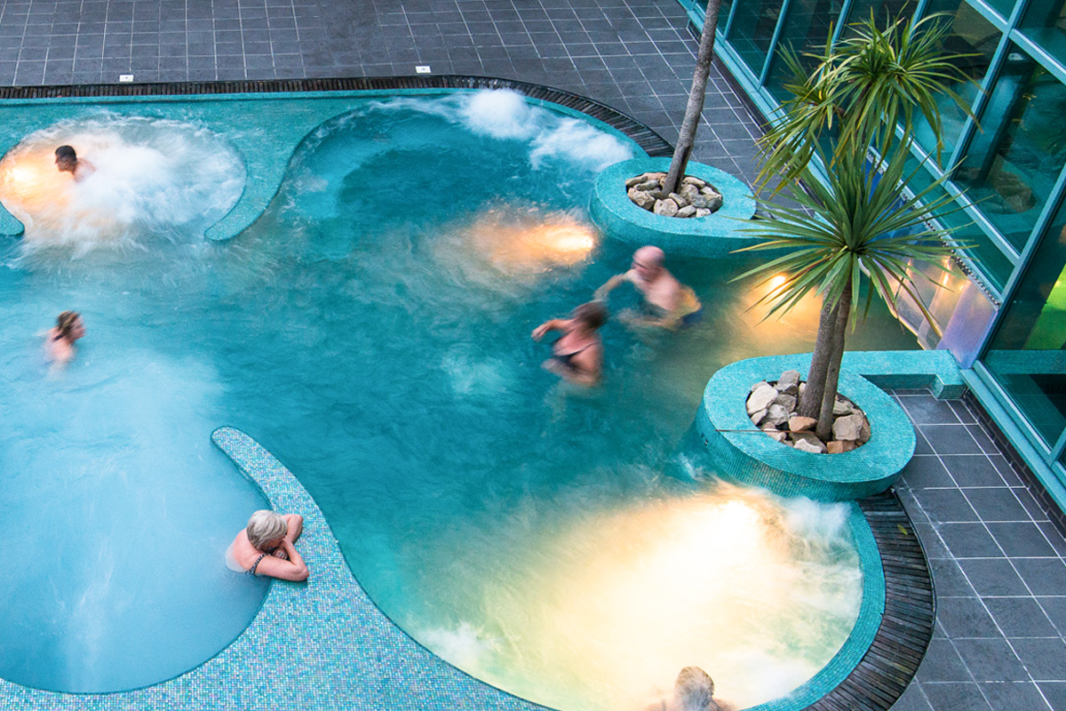 One Night Break for Two at the Luxury Spa Hotel, The Malvern