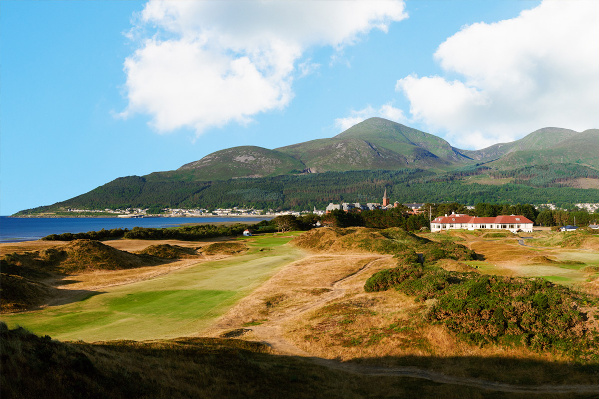 One Night Coastal Break for Two at the Luxury 4* Slieve Donard Resort and Spa