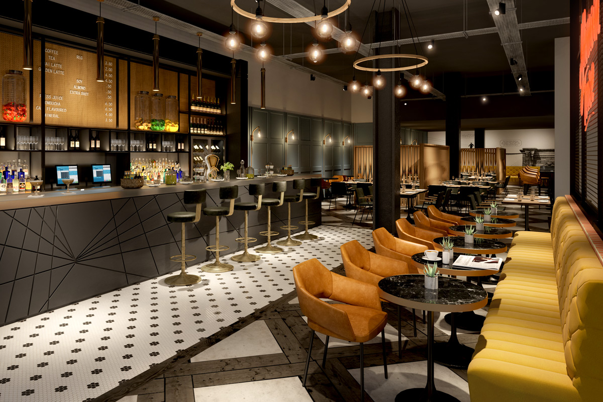 One Night Manchester City Break with Dinner for Two at Hotel Brooklyn