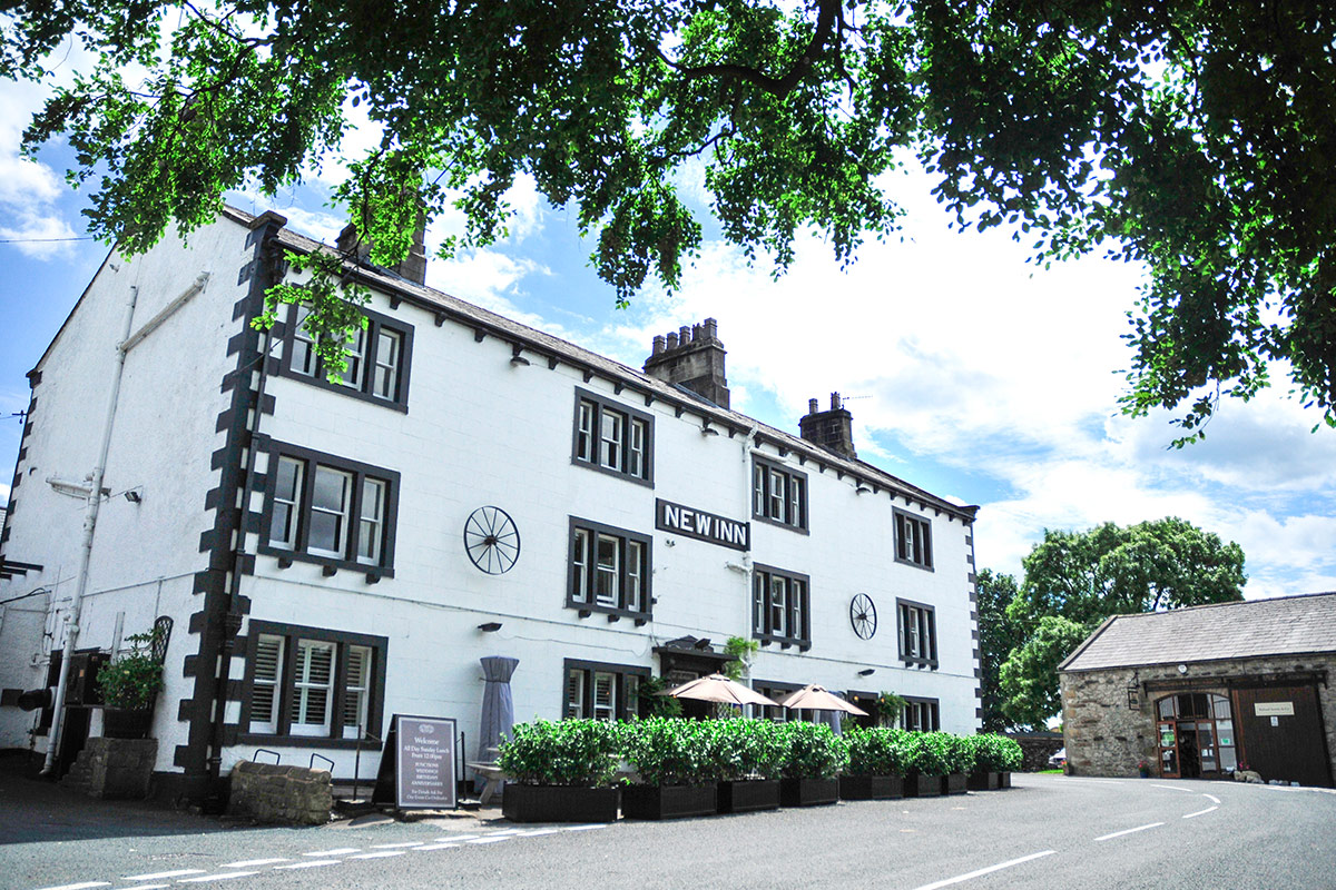 One Night Yorkshire Dales Escape for Two at The New Inn