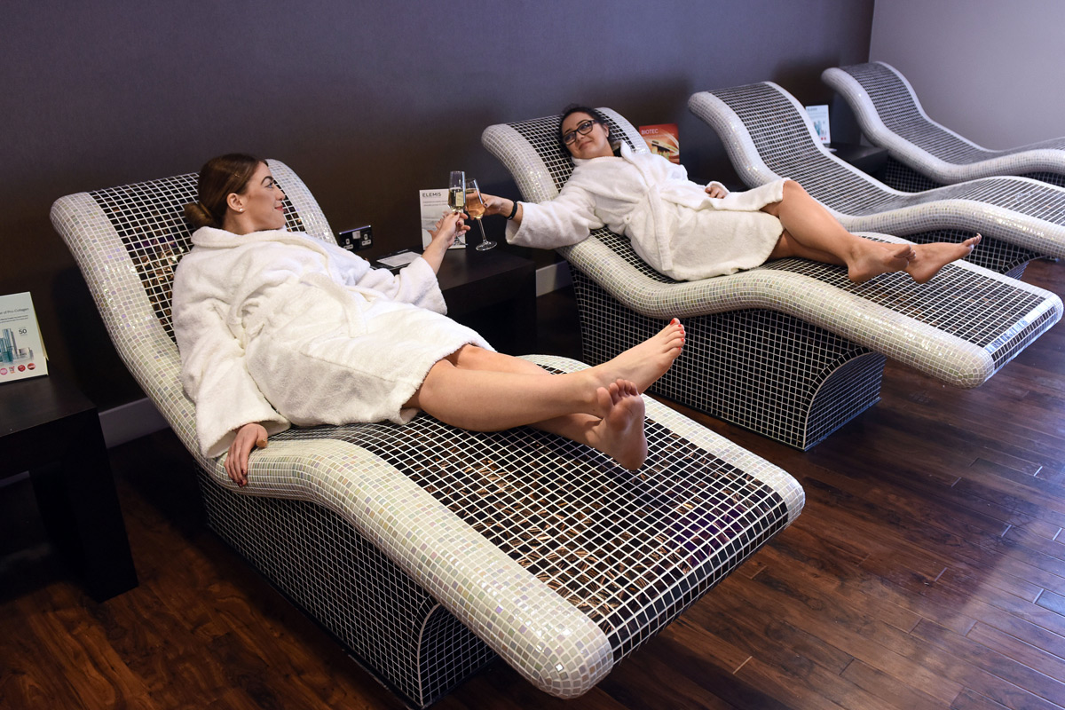 Pamper Day with Treatment for Two at Bannatyne Health Clubs