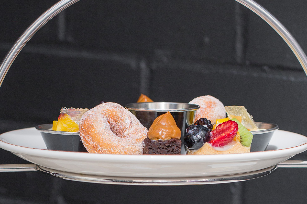 Covent Garden Kitchen And Italian Inspired Afternoon Tea For Two At Monmouth Kitchen