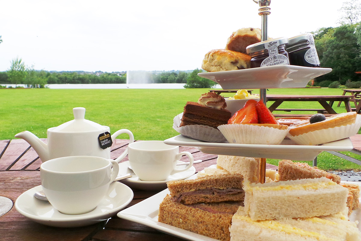 Relaxation Day and Classic Afternoon Tea for Two at the Crowne Plaza, Marlow