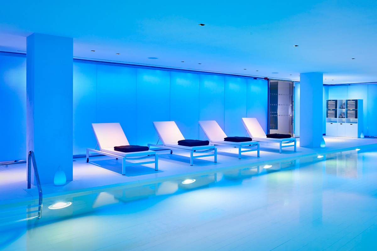 Spa Relaxation with Two Treatments for Two at Park Plaza London Waterloo