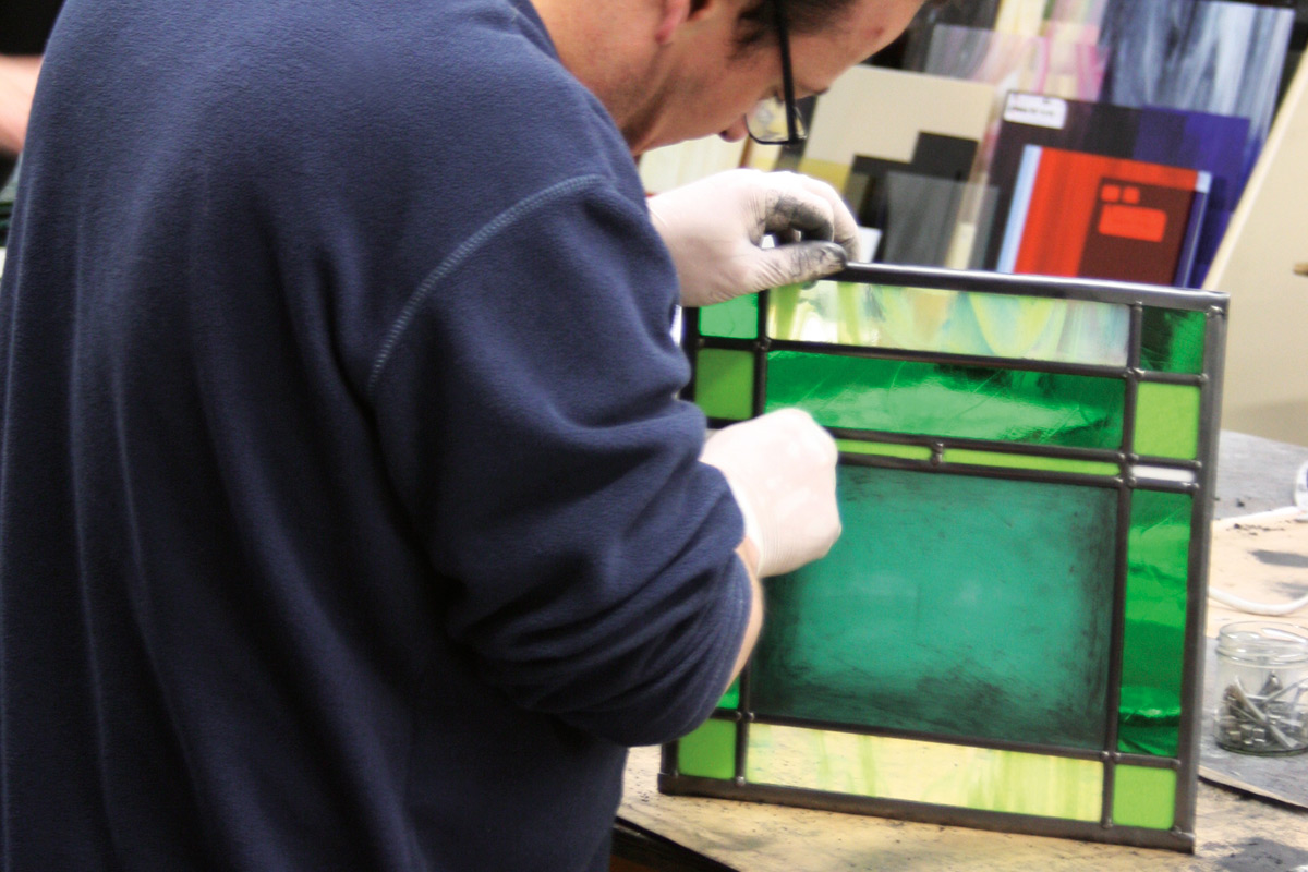 Stained Glass Taster Day with Lunch