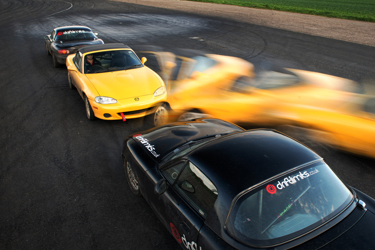 Stunt Driving Experience