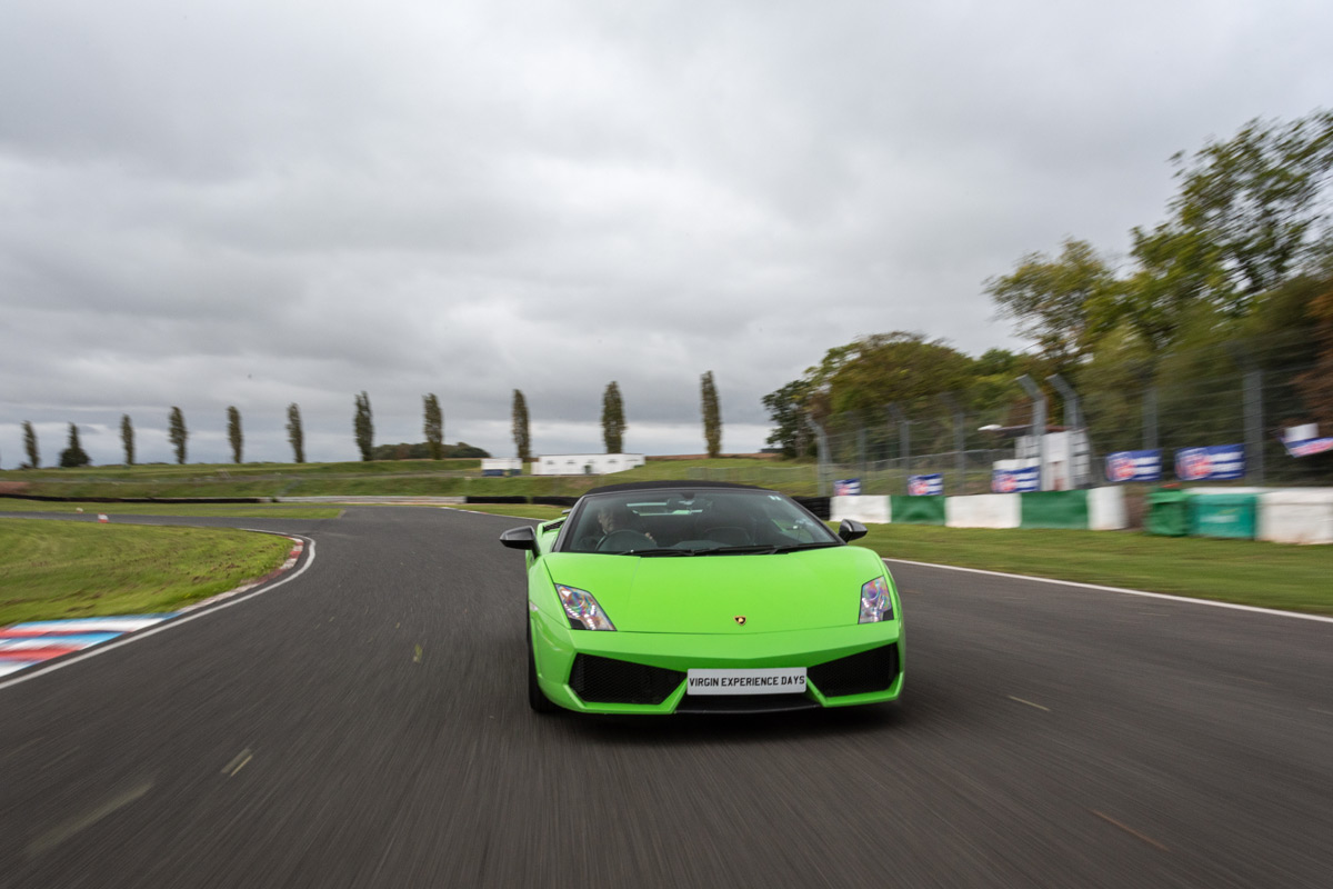 Supercar Blast  plus High Speed Passenger Ride and Photo