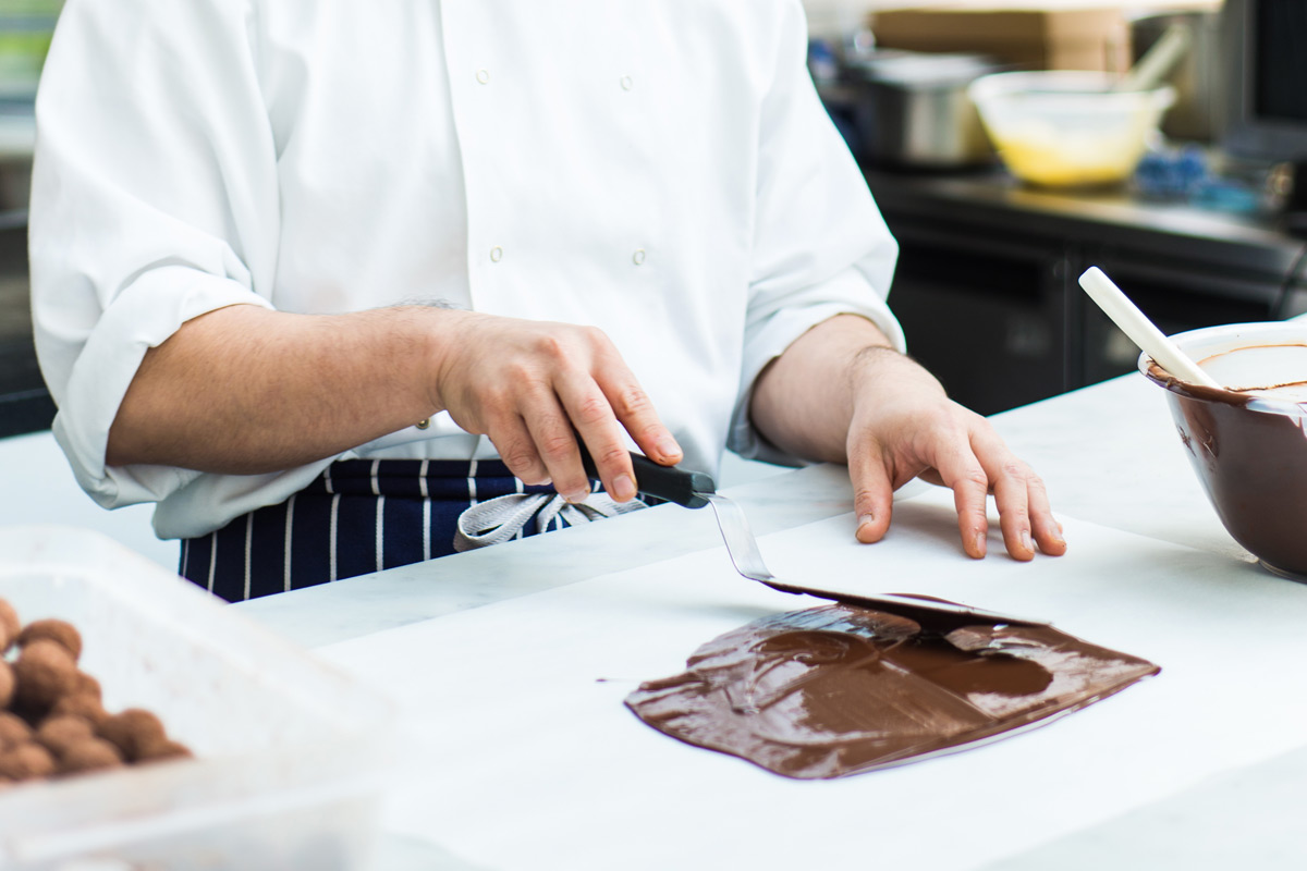 Taste and Make Your Own Amazing Chocolate for Two with Melt London