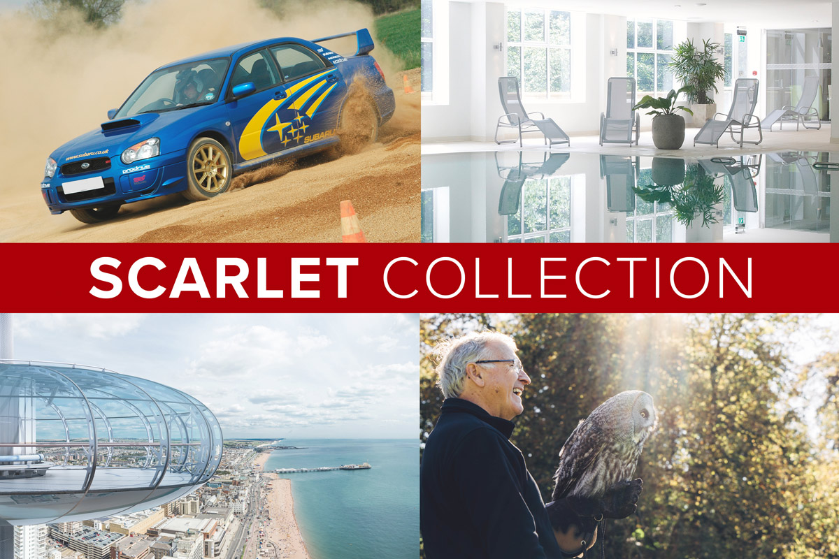 The Scarlet Collection