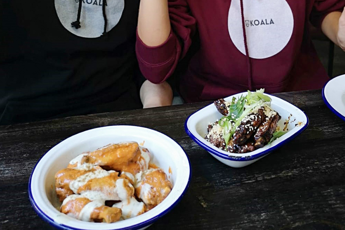 The Ultimate East London Chicken Wing Crawl