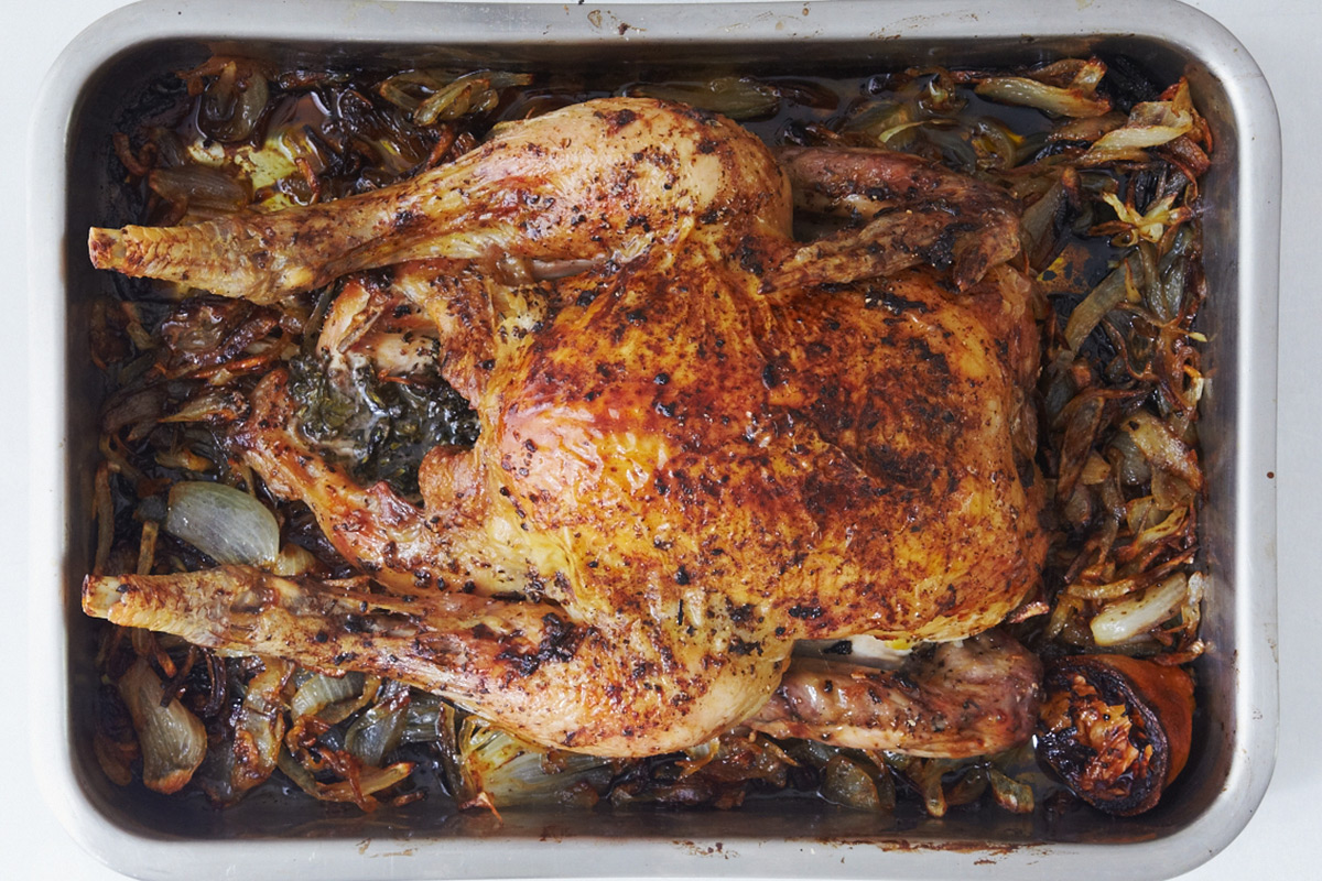 The Ultimate Meat and Poultry Cookery Class at the Cookery School, Little Portland Street