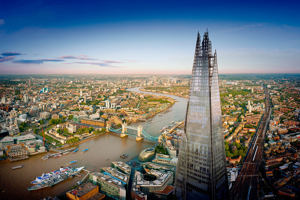 The View from the Shard & Jensens Gin Experience at Bermondsey Distillery for Two