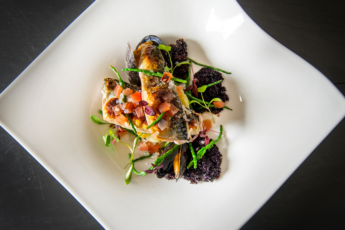 Three Course Dinner for Two at Stanwell House Boutique Hotel