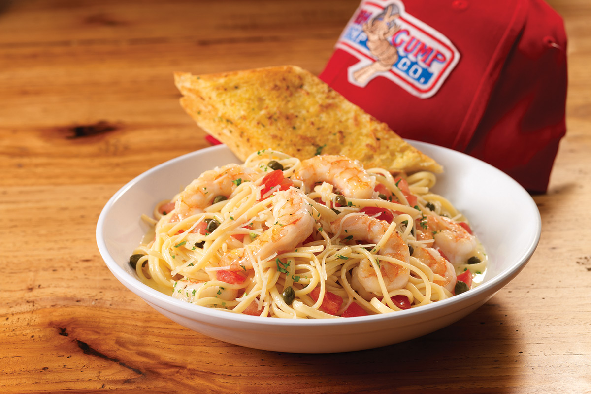 Three Course Meal for Two at Bubba Gump Shrimp Co, Piccadilly Circus