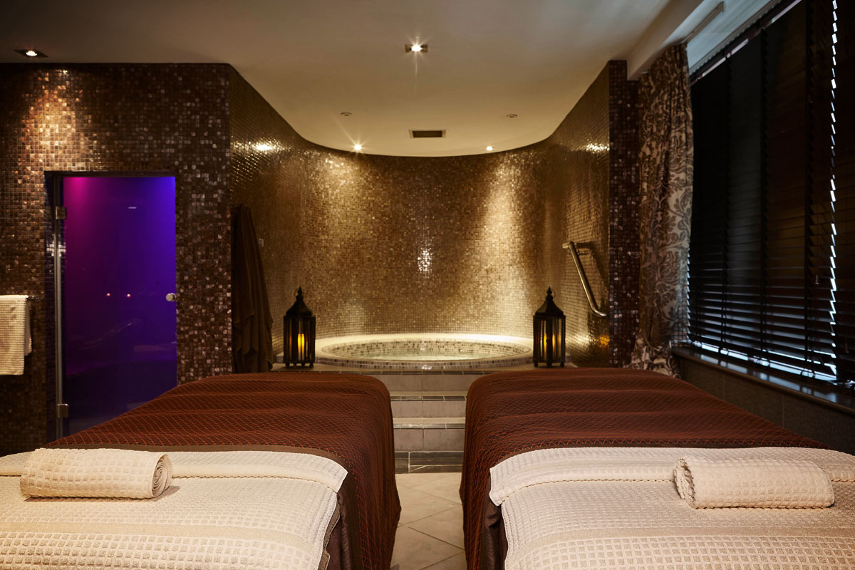 Time for Two Spa Day with Treatment and Lunch at a 4* Hotel