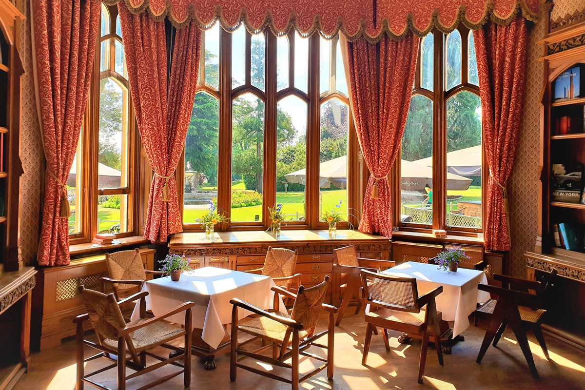88e2c1cfac3 Traditional Afternoon Tea for Two at The Oakley Court