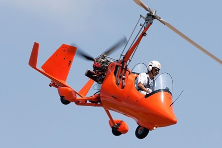 20 minute Gyrocopter Trial Flight