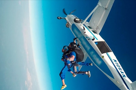 15000ft Ultimate Tandem Skydive