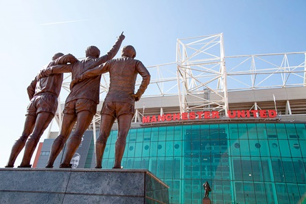 Manchester United Football Club Stadium Tour for One Adult