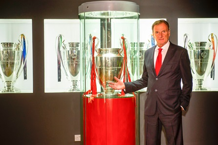Liverpool FC Stadium Tour & The Steven Gerrard Collection for Two Adults