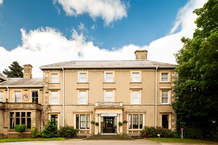 Two Night Break for Two at the Mercure Newton Park Hotel, Burton On Trent