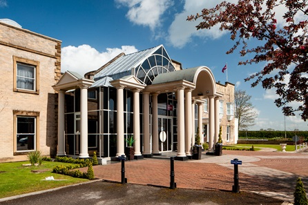 One Night Break with Dinner for Two at the  Mercure York Fairfield Manor Hotel