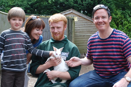 Magic Animal Tour for Four - Weekends