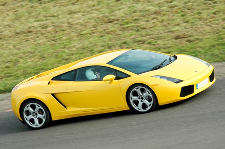 Combined Rally and Supercar Day at Everyman