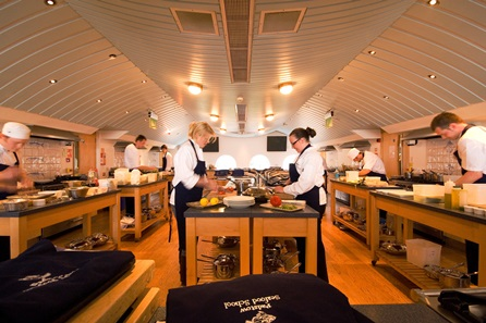 One Day Cookery Course at Rick Stein's Padstow Seafood School