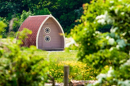 Two Night Glamping Break at Stanley Villa Farm