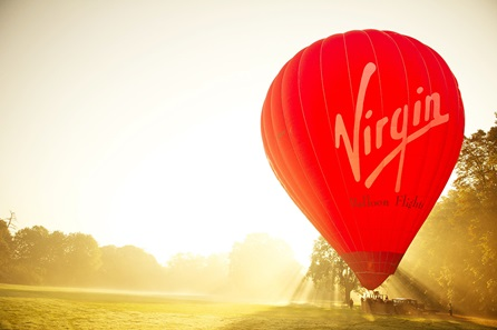 Virgin Celebration Hot Air Ballooning for Two