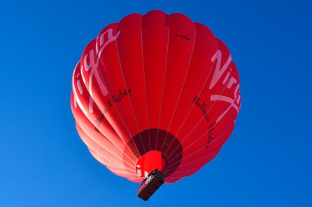 Weekday Virgin Hot Air Ballooning for One